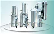 不銹鋼斷水自控電熱蒸餾水器