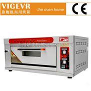 伟格商用燃气烤箱价格 小型创业食品机械设备一层两盘