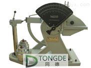 机械纸板戳穿强度测定仪TD-CQD-1