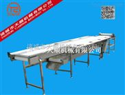 TSQX-50型金针菇挑选整理输送带