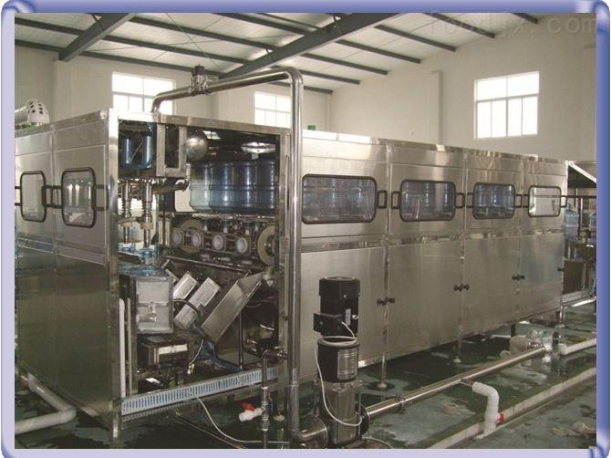 万达环保桶装水灌装机械设备