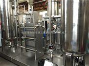 玻璃瓶含气碳酸饮料生产线设备
