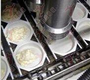 燃气油炸流水线/利杰蔬菜饼全自动油炸生产线/双网带油炸成套设备