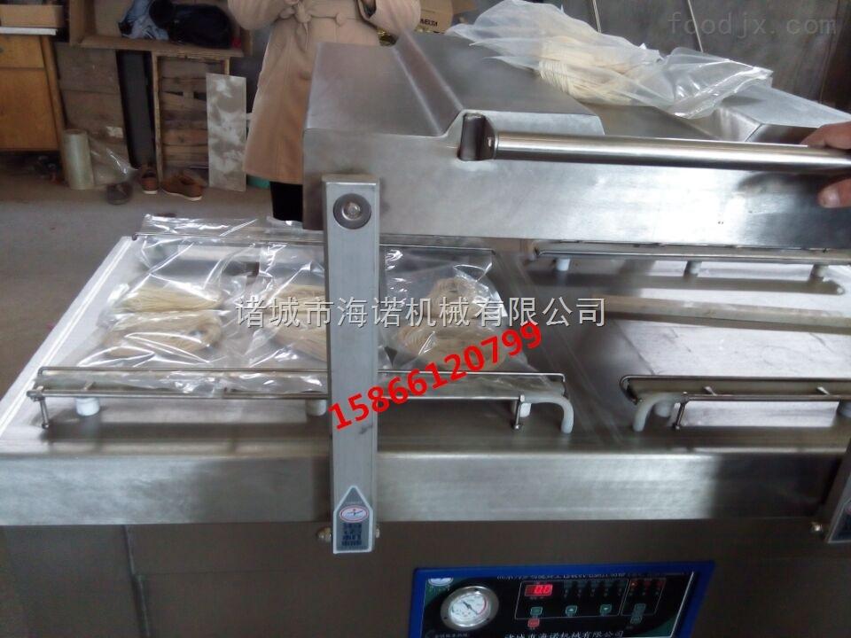 500/2s辣椒气调真空包装机   蔬菜锁鲜真空包装机 厂家销售