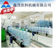 厂家供应5加仑大桶饮用水自动灌装设备