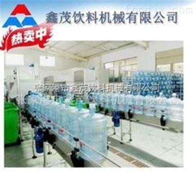 QGF-300桶装水灌装生产线