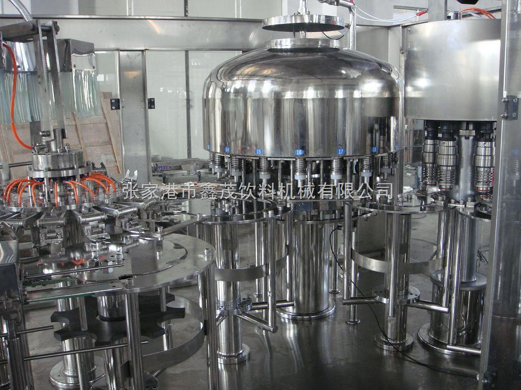 纯净水灌装生产线、矿泉水灌装生产设备、山泉水灌装生产线