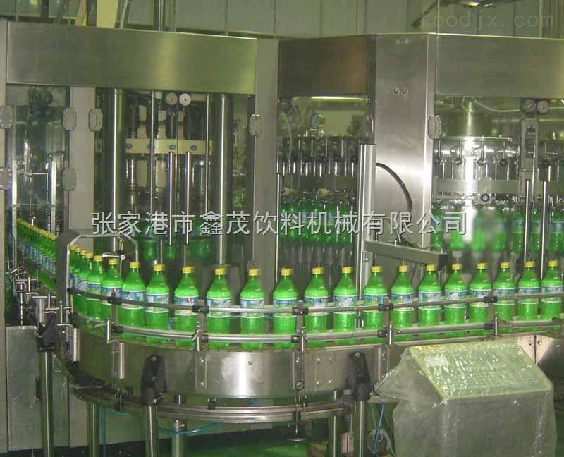 饮料机械厂家可乐可口含气饮料灌装生产线