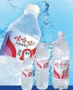 中小型纯净水生产线 三合一矿泉水灌装机 瓶装水全套生产设备