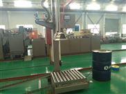 供應200L防爆稱重式灌裝機_半自動液體灌裝機