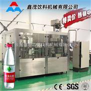 小型飲料生產設備瓶裝礦泉水灌裝機 全自動純凈水生產線廠家 張家港飲料機械