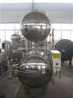 900-1800双层热水循环式杀菌锅