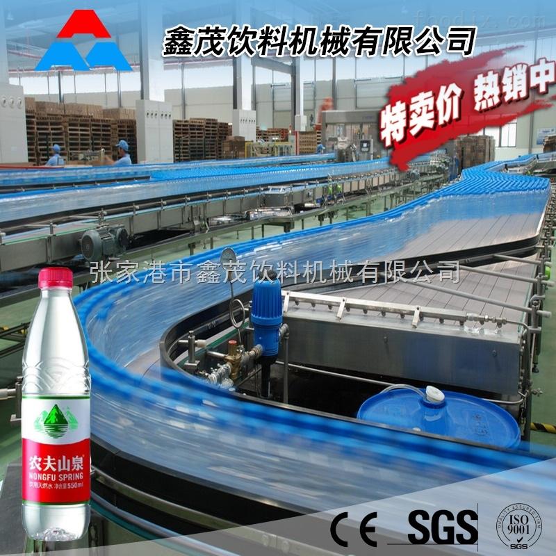 常压灌装、纯净水生产线三合一、怡宝水生产线 矿泉水设备