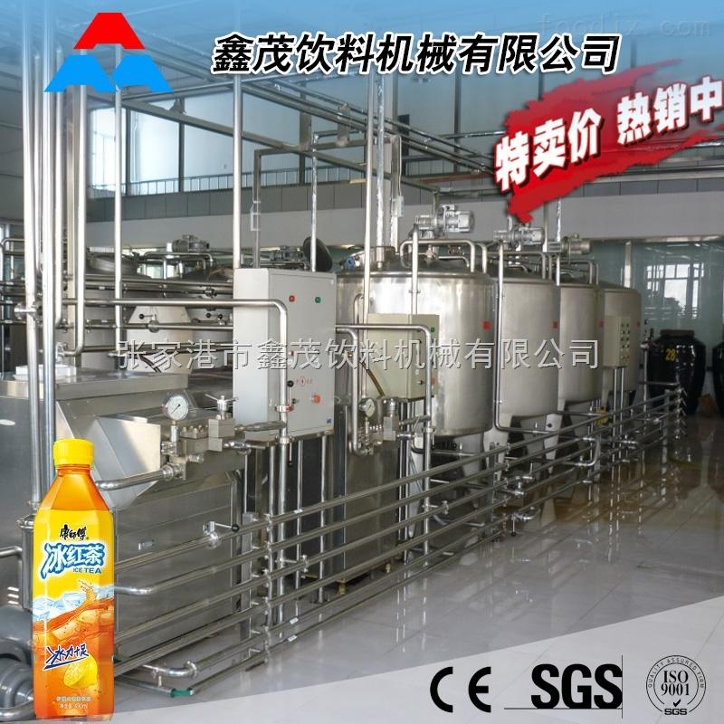 果汁生产线全套 果汁饮料生产线 全自动果汁茶饮料灌装机 三合一热灌装机型