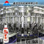 Z便宜的小型含氣飲料生產線、小型果汁、涼茶灌裝機械飲料灌裝生產線