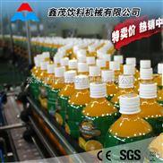 鲜果加工果汁饮料设备 调配饮料生产线 全自动鲜果深加工设备饮料瓶装生产线
