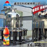 小型果汁饮料全套生产线500毫升-2.5升容量茶饮料全套生产线成套饮料生产线