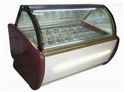 广东广州江西超市蔬菜展示冷柜 蔬菜风幕展示柜 广翔冷柜