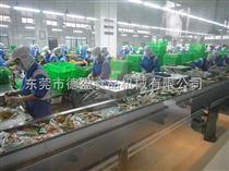 泡菜加工生产线