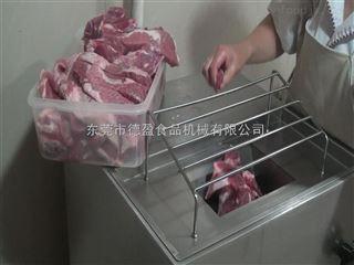 冻肉切丝切片机