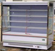 广东立式风幕展示柜 节能型无噪音风幕展示柜 超市冷柜