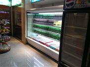 风幕柜厂家 果蔬保鲜柜 超市冷柜 风幕柜价格 饮料展示柜