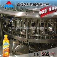 瓶装饮料生产线 小瓶果汁饮料生产设备 PET瓶装饮料灌装机饮料热灌装机
