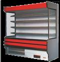 鼎好 多层立式冷藏陈列柜--内置机 保鲜