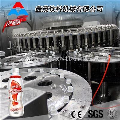 饮料设备生产厂家全自动豆奶灌装生产线