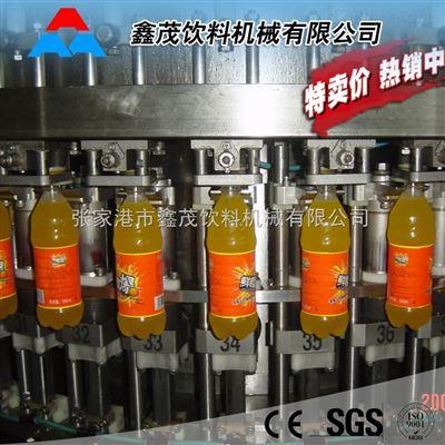 果蔬汁复合生产线 果汁饮料设备 中小型果蔬汁生产线