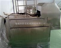 大型全自动冻肉切块机