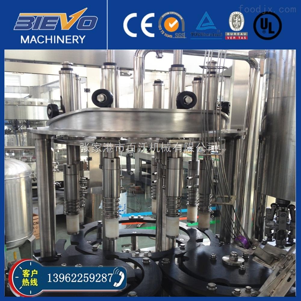 全自动桶装水灌装机 小型桶装水生产线