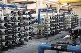 水处理系统成套生产线