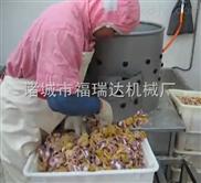 家禽屠宰用:鸡胗脱油机、筒式禽胗去油机