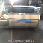 QX-1800-毛辊喷淋清洗机 果蔬清洗机 魔芋毛辊清洗机