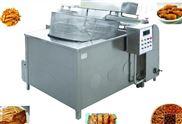 电油炸锅,单缸电炸炉,电热式油