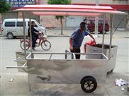 一路飄香小吃車1人1車1事業/一路飄香自動燒烤美食車