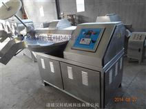 诸城汉科125型大姜全自动细切机