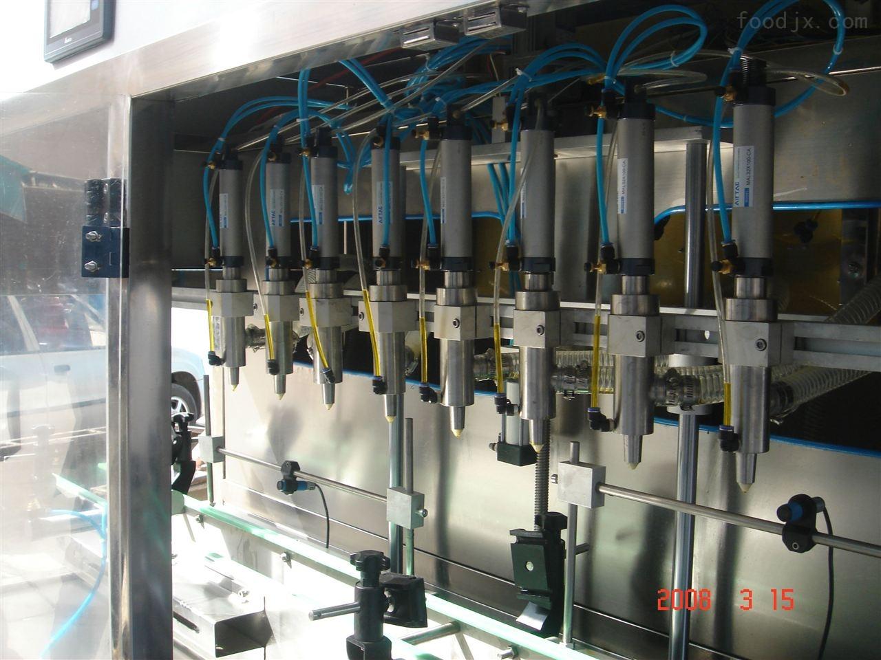 灌装机_洗手液液体灌装机