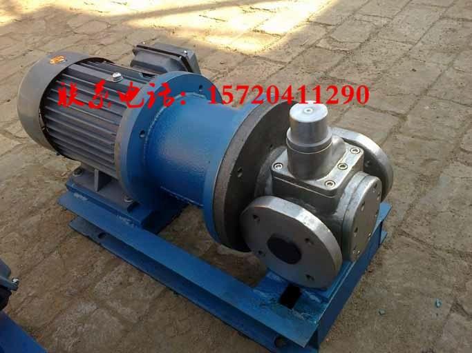 ycb不锈钢圆弧保温泵/磁力泵/耐腐蚀泵/齿轮泵