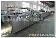 HQ-BGJ250-上海合强小型饼干生产线  酥性韧性饼干机 两用饼干设备