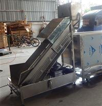 网带式提升机 生产流水线连接提升 全不锈钢304网带式