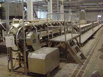 廠家供應 豬屠宰設備 坡式預剝輸送機
