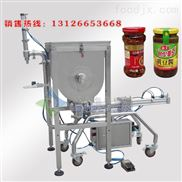 黄豆酱灌装机,牛肉酱灌装机,香辣酱灌装机