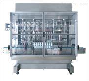 大型液體灌裝機 臥式灌裝機  水劑灌裝機