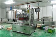 液体灌装机 负压等液位灌装机