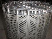 金属链板网带又称链板,链板网带,金属链板,输送链板。带采用链条传动