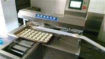 全自動麻薯燒餅擺盤機