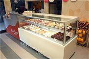 恩施直角蛋糕展示柜,风冷蛋糕柜价格,蛋糕冷藏柜