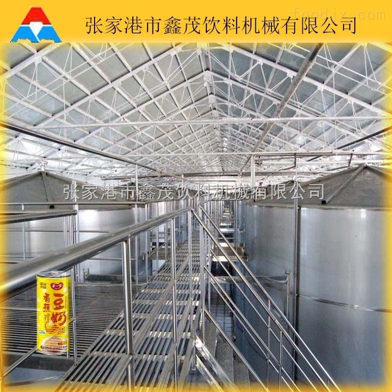 豆奶饮品生产线 豆奶生产线 豆奶灌装生产线